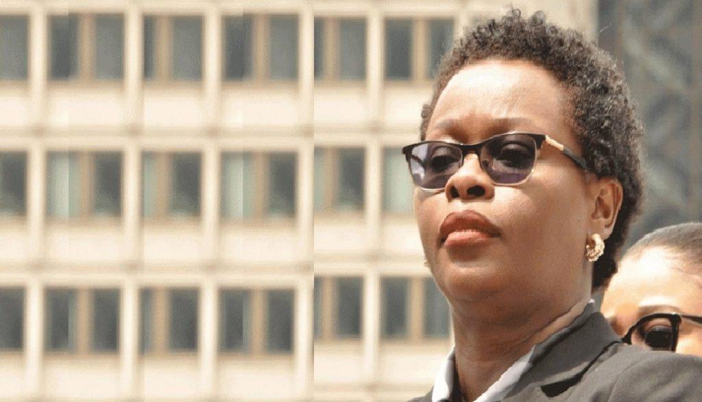 Nommée Ministre des Affaires Étrangères, Marjorie Alexandre Brunache démissionne