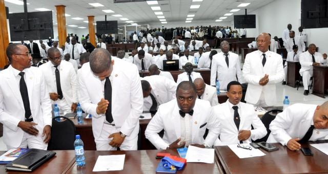 Parlement: séance de mise en accusation du président Jovenel Moïse, « la montagne accouche d'une souris » dixit Jude Charles Faustin.