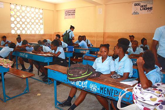 À Quand la fin de l'éducation à double vitesse en Haïti ?