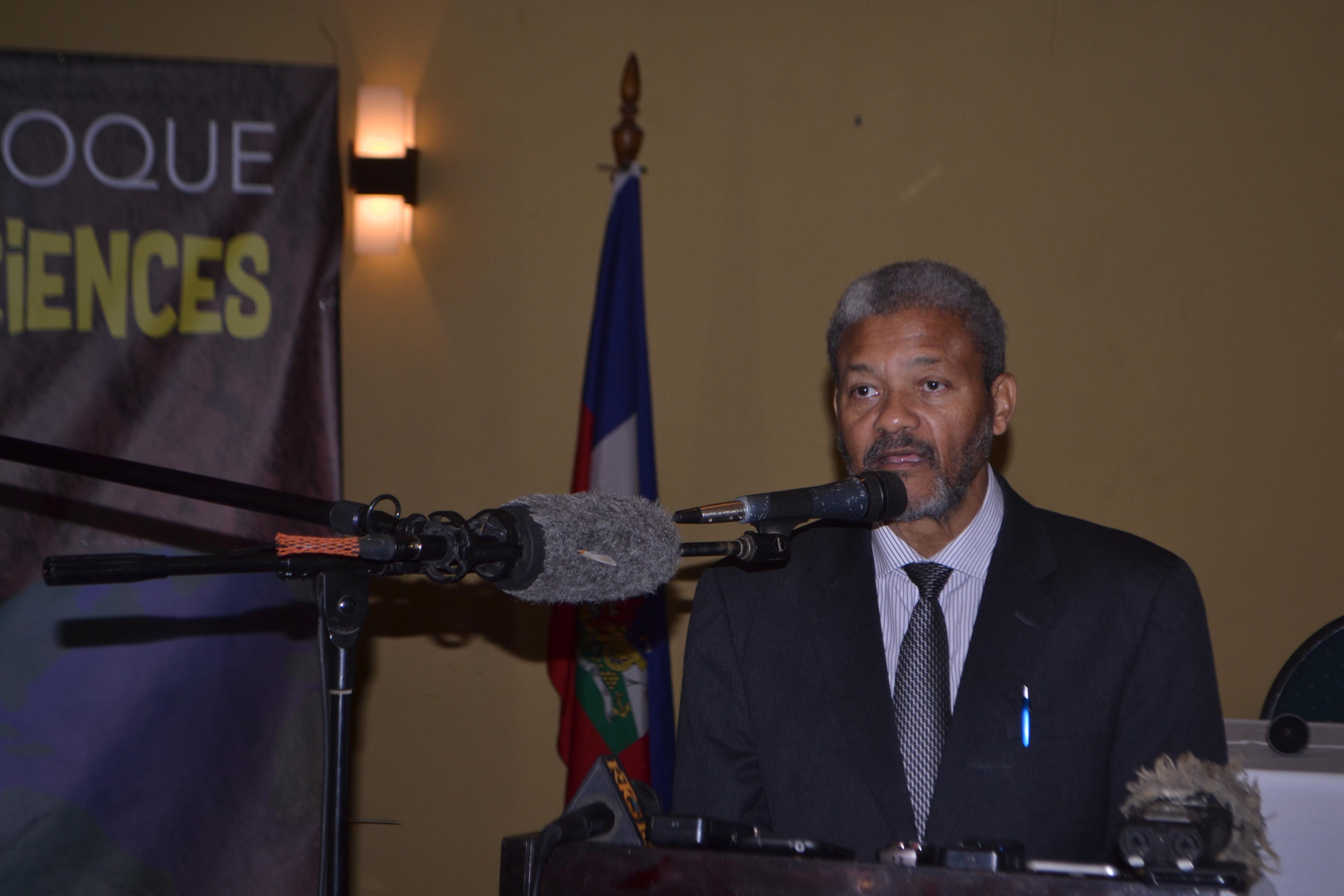 URGéo à organisé la deuxième édition du Colloque international Haïti Géosciences