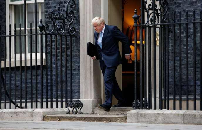 Boris Johnson dit non au report du Brexit