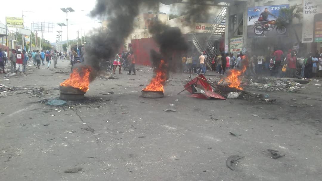 Contestation en Haïti : Près de quatre morts et plusieurs blessés ce dimanche 27 octobre 2019