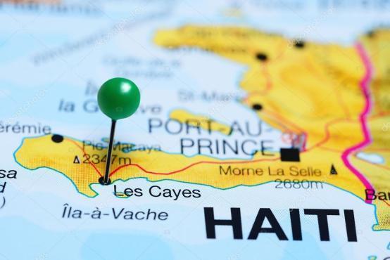Une secousse de magnitude 4.6 a été ressentie aux environs de la ville Cayes, ce mercredi.
