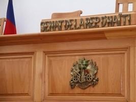 Le parlement haïtien, la nouvelle arène des manifestants