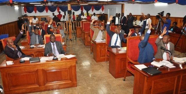Le rapport de la commission sénatoriale est déjà prêt
