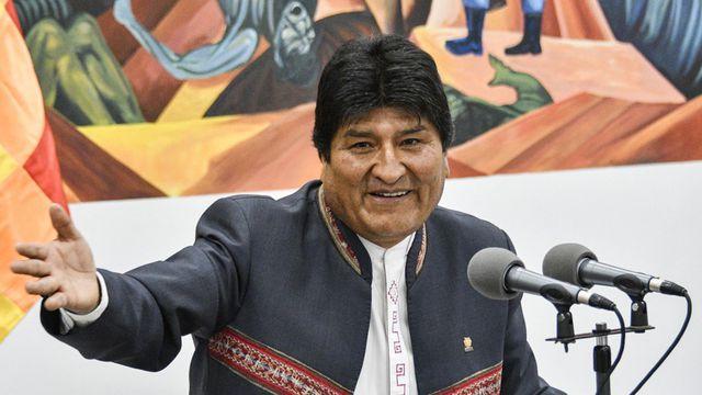 Les États-Unis l'Argentine, le Brésil et la Colombie et demandent à la Bolivie de convoquer un deuxième tour