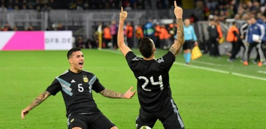 L'Argentine arrache le nul face à l'Allemagne grâce à Lucas Ocampos