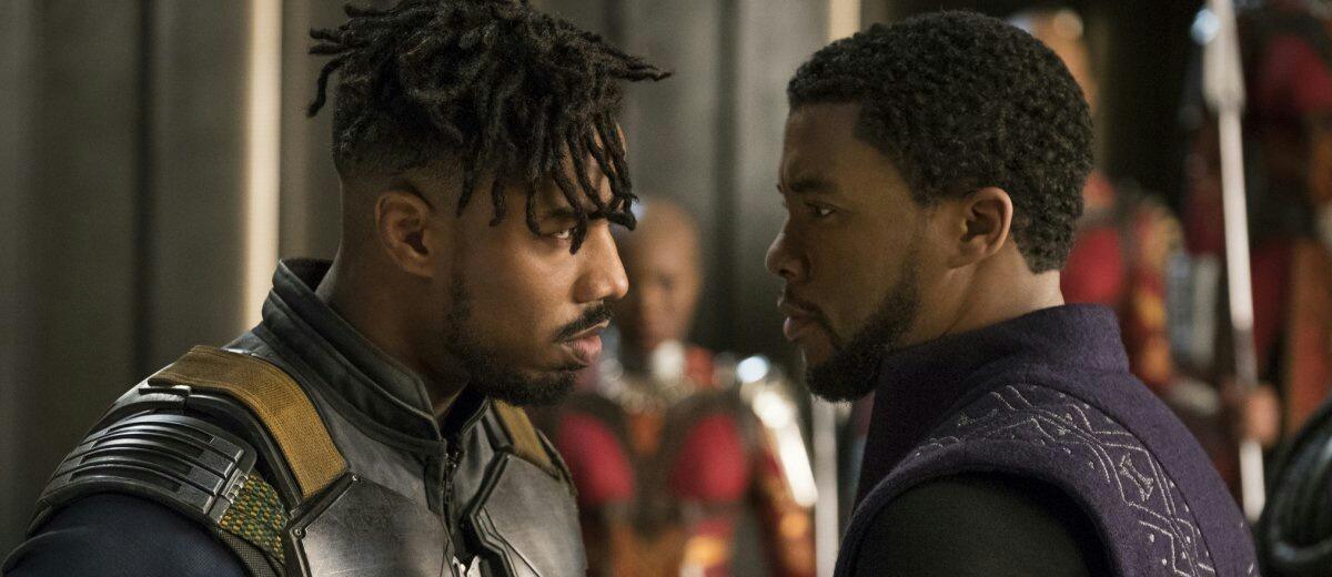 Black Panther le premier film tourné dans le nouveau studio de Tyler Perry