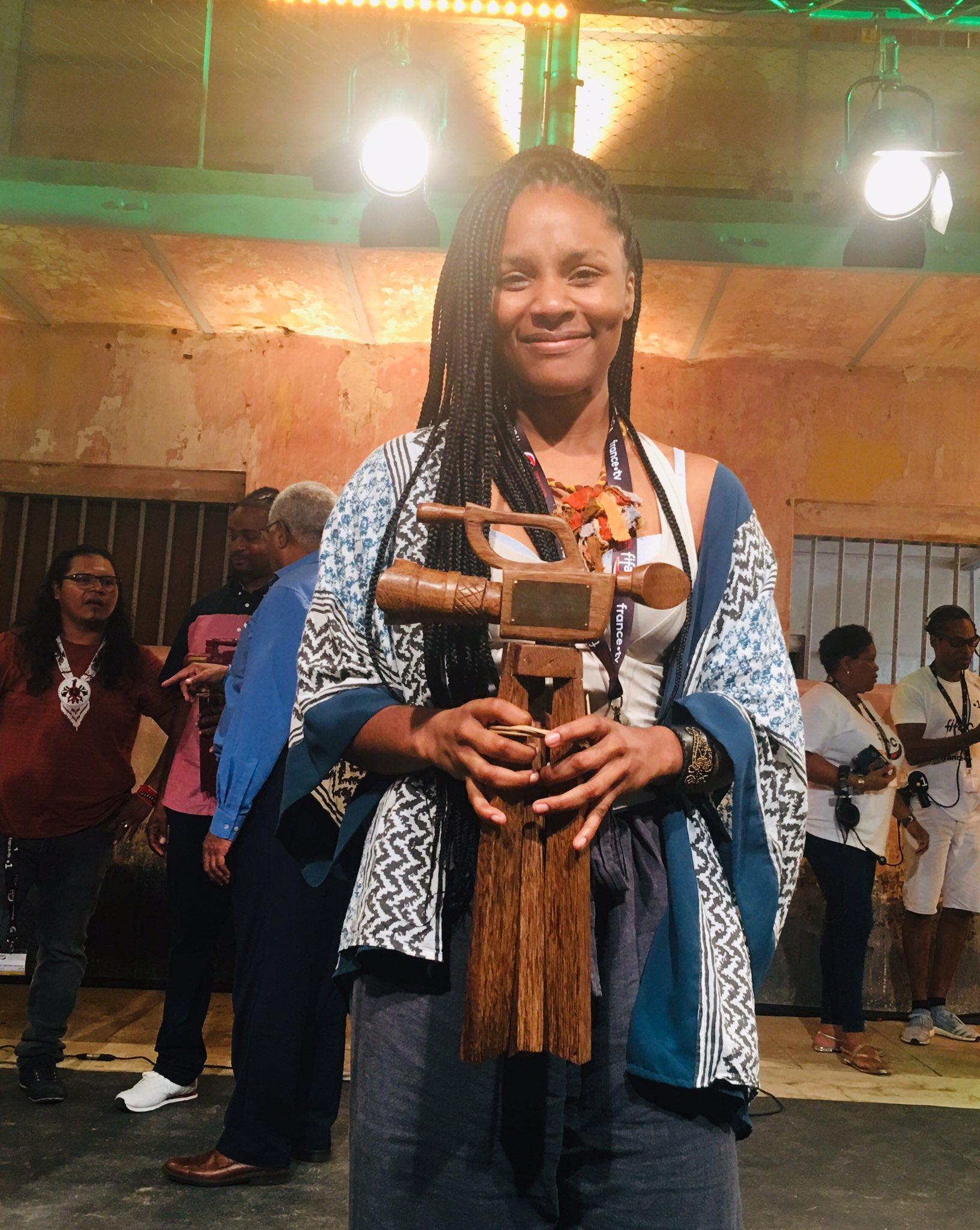FIFAC: Grand Prix du Festival International du Film Documentaire Amazonie-Caraïbes pour «Douvan Jou ka Leve»