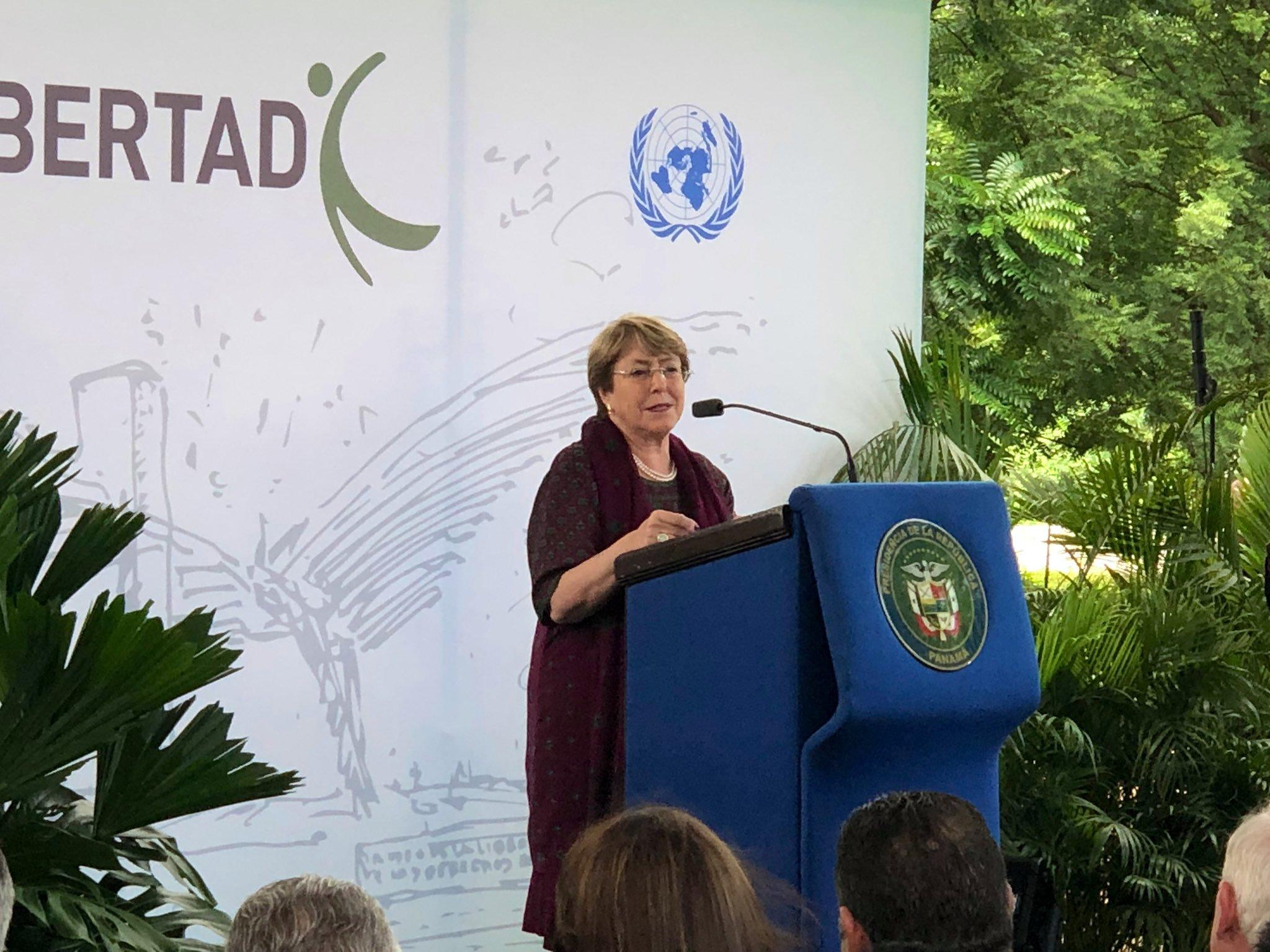 Chili: Michelle Bachelet Exhorte au «Dialogue Immédiat» pour une sortie de crise
