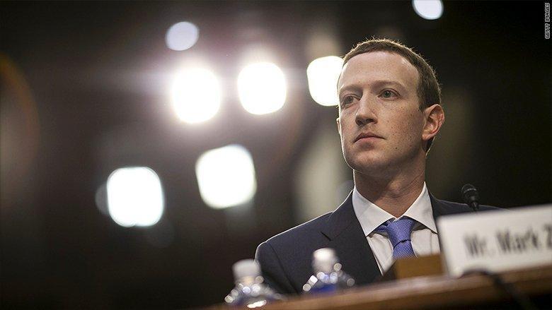 Zuckerberg défend la Libra devant le congrès américain
