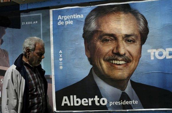 Argentine: le péroniste Alberto Fernandez a remporté l'élection présidentielle dès le premier tour.