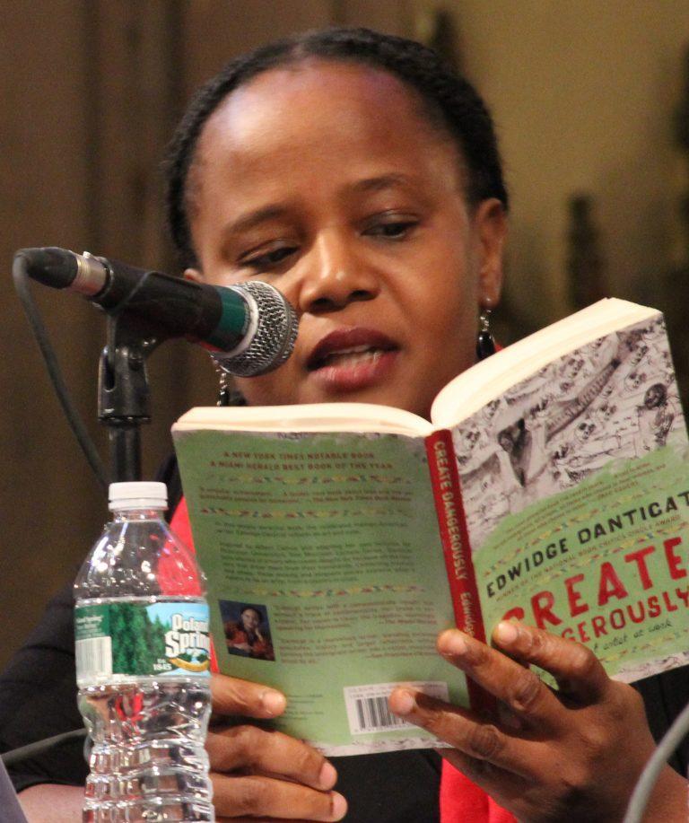 Le Prix Littéraire 2019 de Saint-Louis a été attribué à Edwidge Danticat
