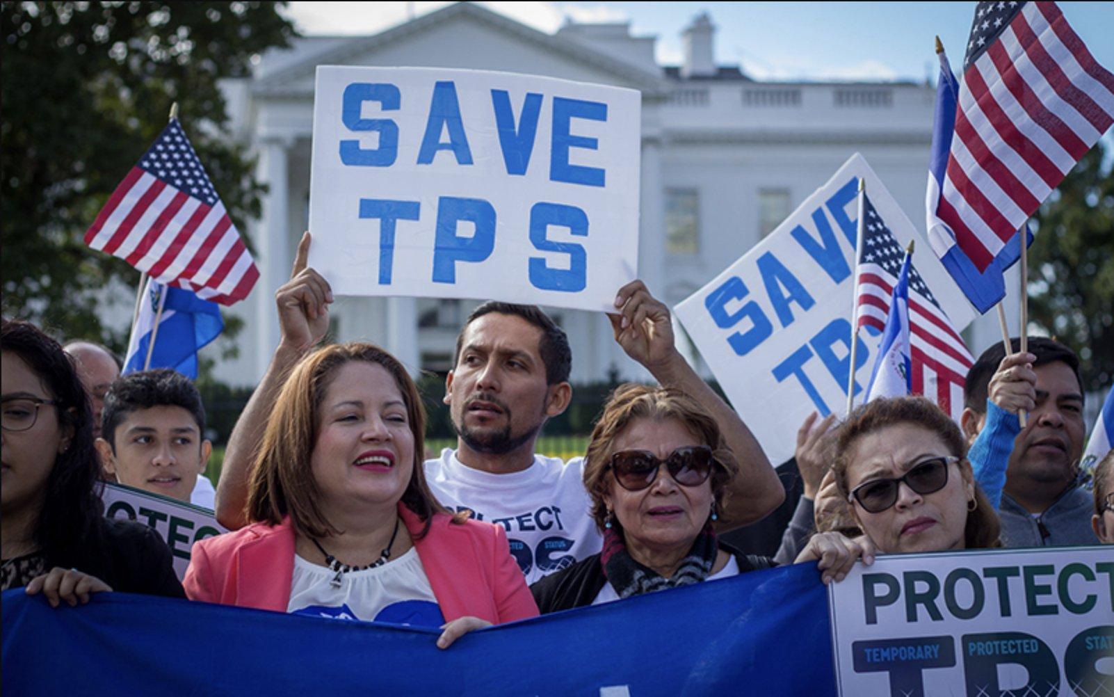 La durée des statuts de protections temporaires serait étendue pour les immigrants de 6 pays