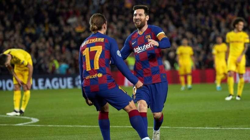 Le GSM en démon, le Barça assure sa qualification pour les huitièmes de finale