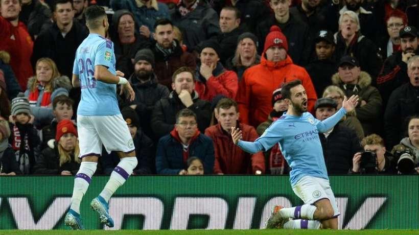 Coupe de la ligue anglaise : Manchester City s'impose face à Manchester United