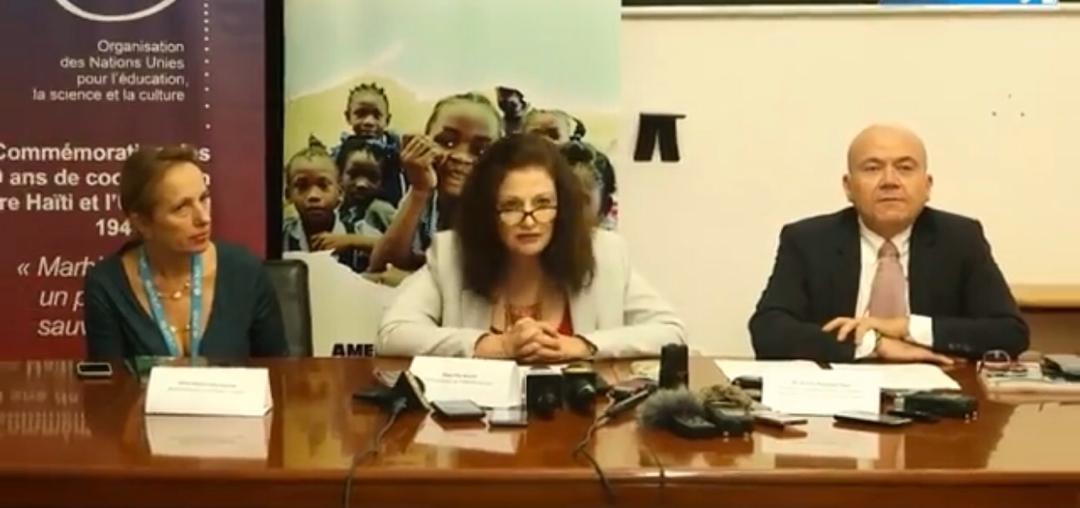 Haïti-Éducation : Commémoration de la Journée internationale de l'éducation