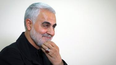 Le général Qasem Soleimani, chef de la force d'élite Quds a été tué par les forces américaines en Irak.