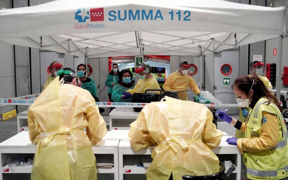 Coronavirus : plus de morts en Espagne qu'en Chine