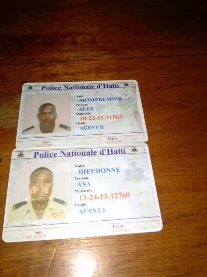 Ayiti dwòg/ Arestasyon:Lpolis mete men sou Eliobert Jasmin a.k.a Eddy One ak 2 polisye