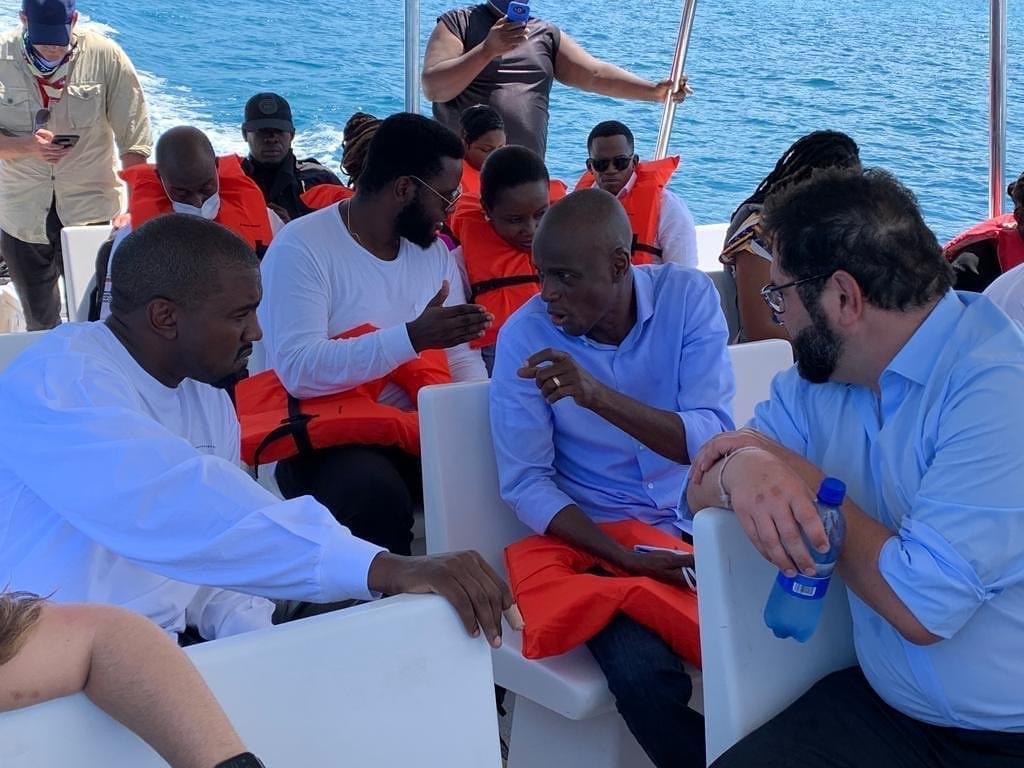 Haïti-Actualités:« Le président ne peut pas donner une île à Kanye West », explique Joseph Jouthe.