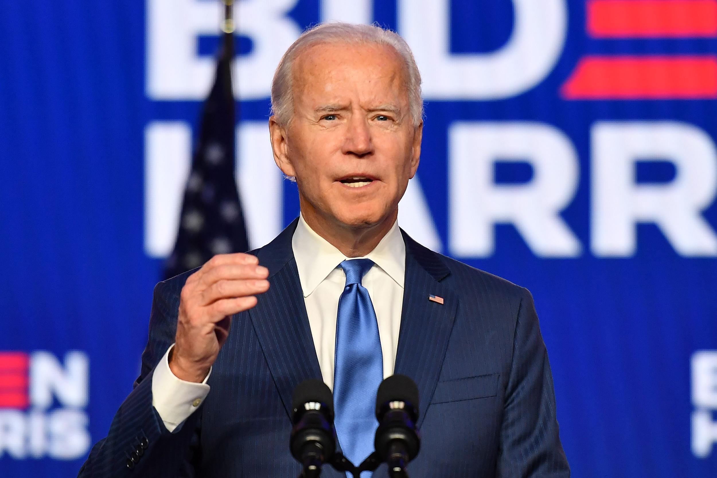 Joe Biden élu 46 ême président des Etats-Unis