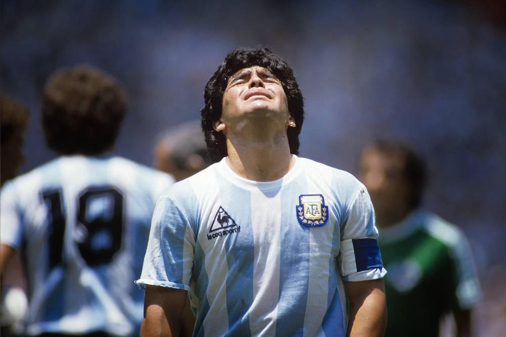 Football :Maradona est mort