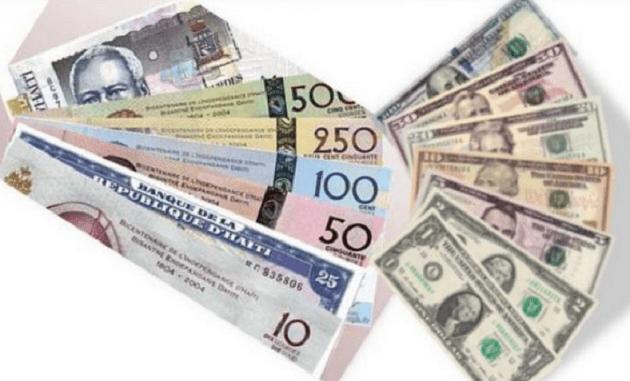 Haïti-Économie:Injection de monnaie sur le marché des changes la BRH récidive