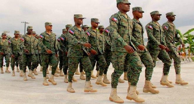 Haïti -Actualités: Faire croître l'effectif, les forces armées d'Haïti en fait un but pour 2021