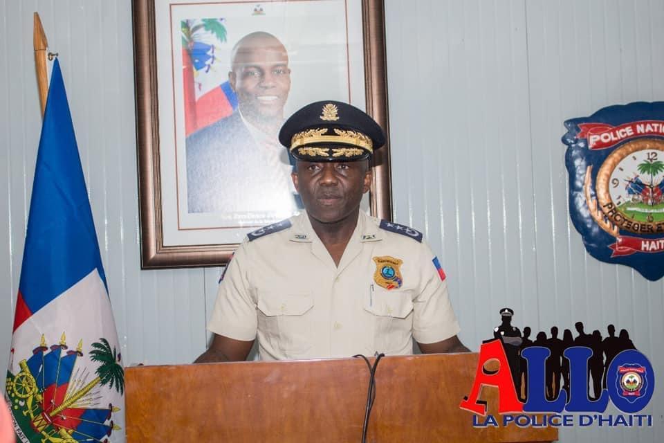 Haïti-Actualités:Changements au niveau de la chaîne de commandement de la PNH