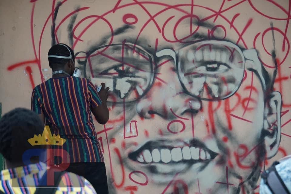 Haïti-Société: Une activité symbolique a été organisé en mémoire de Grégory Saint-Hilaire