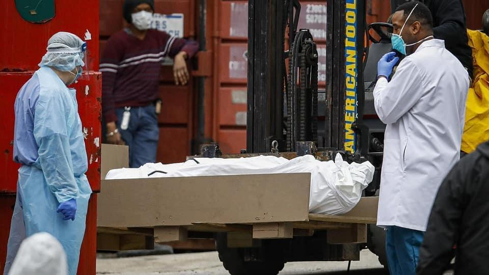 Amérique: Encore plus de 3000 morts en un jour aux États-Unis