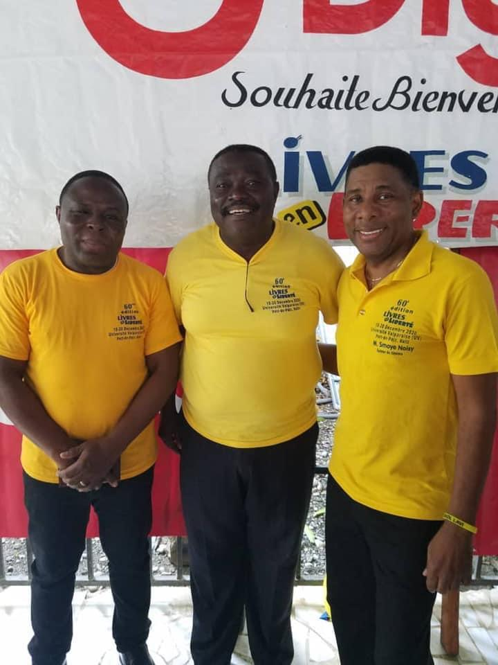 Haïti -Culture: Port-de-Paix en fête littérairement avec sa toute liberté