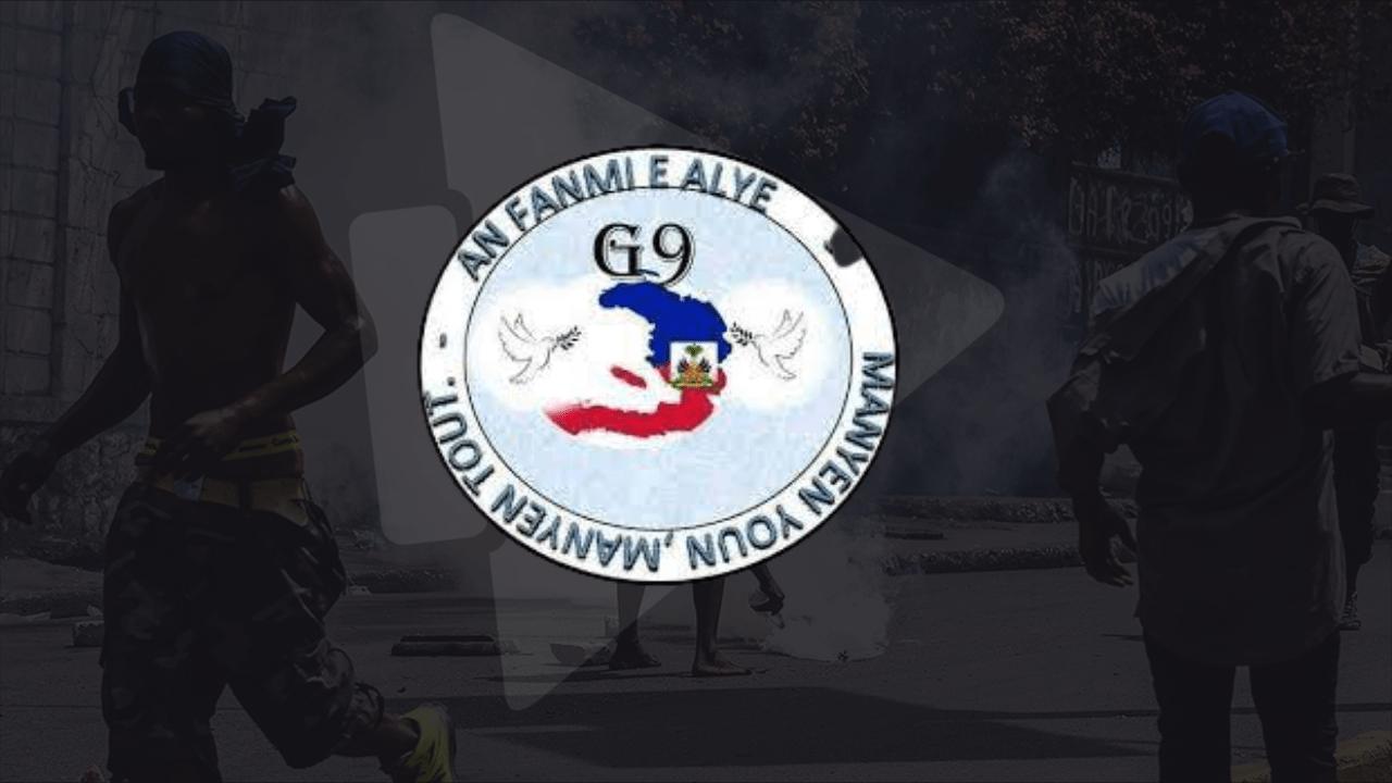 Haïti-Actualités: Des membres de la fédération des gans G9 s'attaquent aux policiers