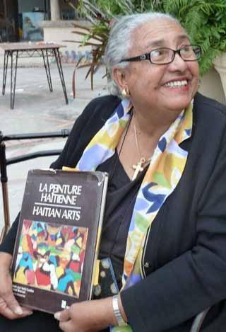 Haiti-Nécrologie : L'artiste Marie-José Nadal Gardère n'est plus, le ministre de la culture sympathise avec sa famille