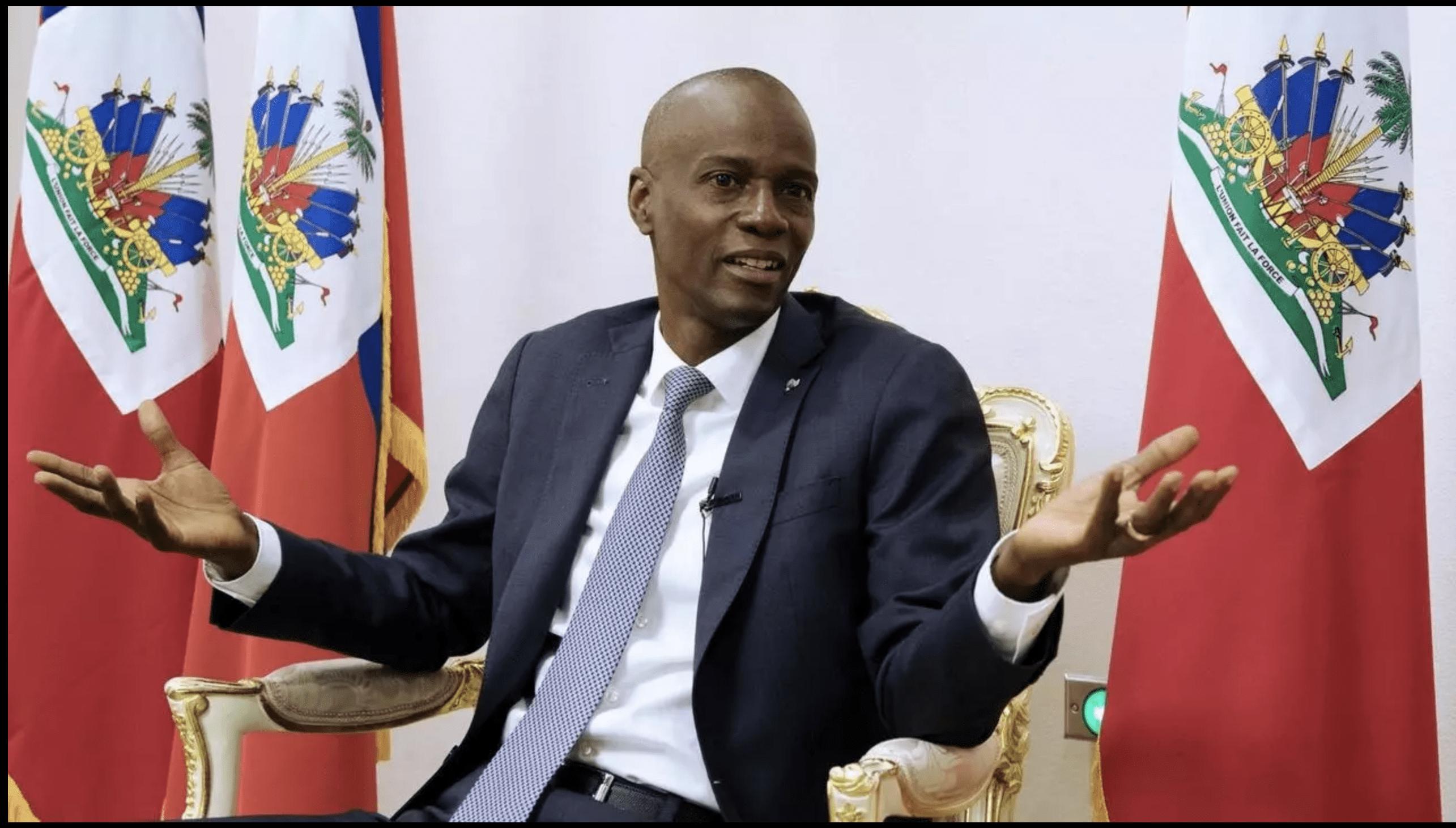 Ayiti-Aktyalite: Nou p ap ka asisen m, nou p ap ka anprizone m, nou p ap ka egzile m, mwen kroke nan gòj nou» deklarasyon Jovenel Moïse