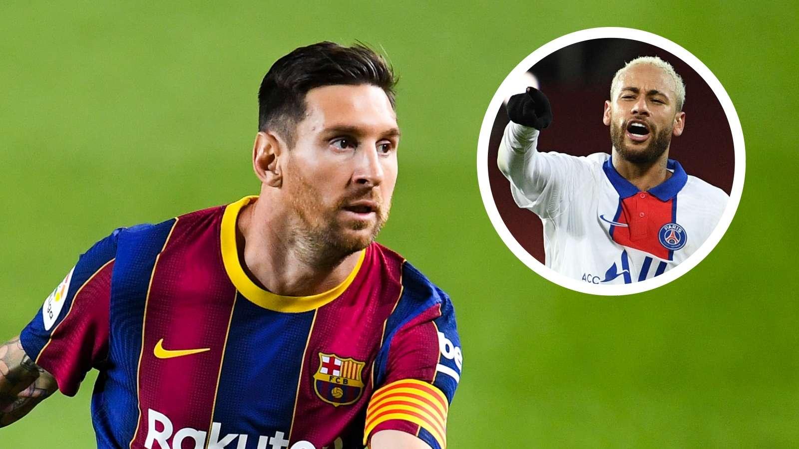 Football:Barça-PSG : pour Messi et Neymar, le rendez-vous est pris