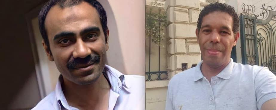 Égypte : deux journalistes emprisonnés