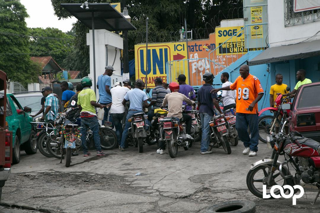 Ayiti-Aktyalite: 165 000 baril gazolin rive nan peyi a