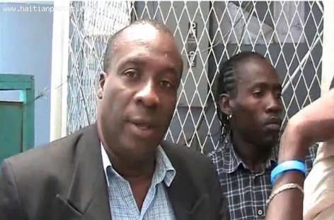 Ayiti-Desè: Ernest Laventure  Edouard ( Mòlòskòt ), ale kite nou