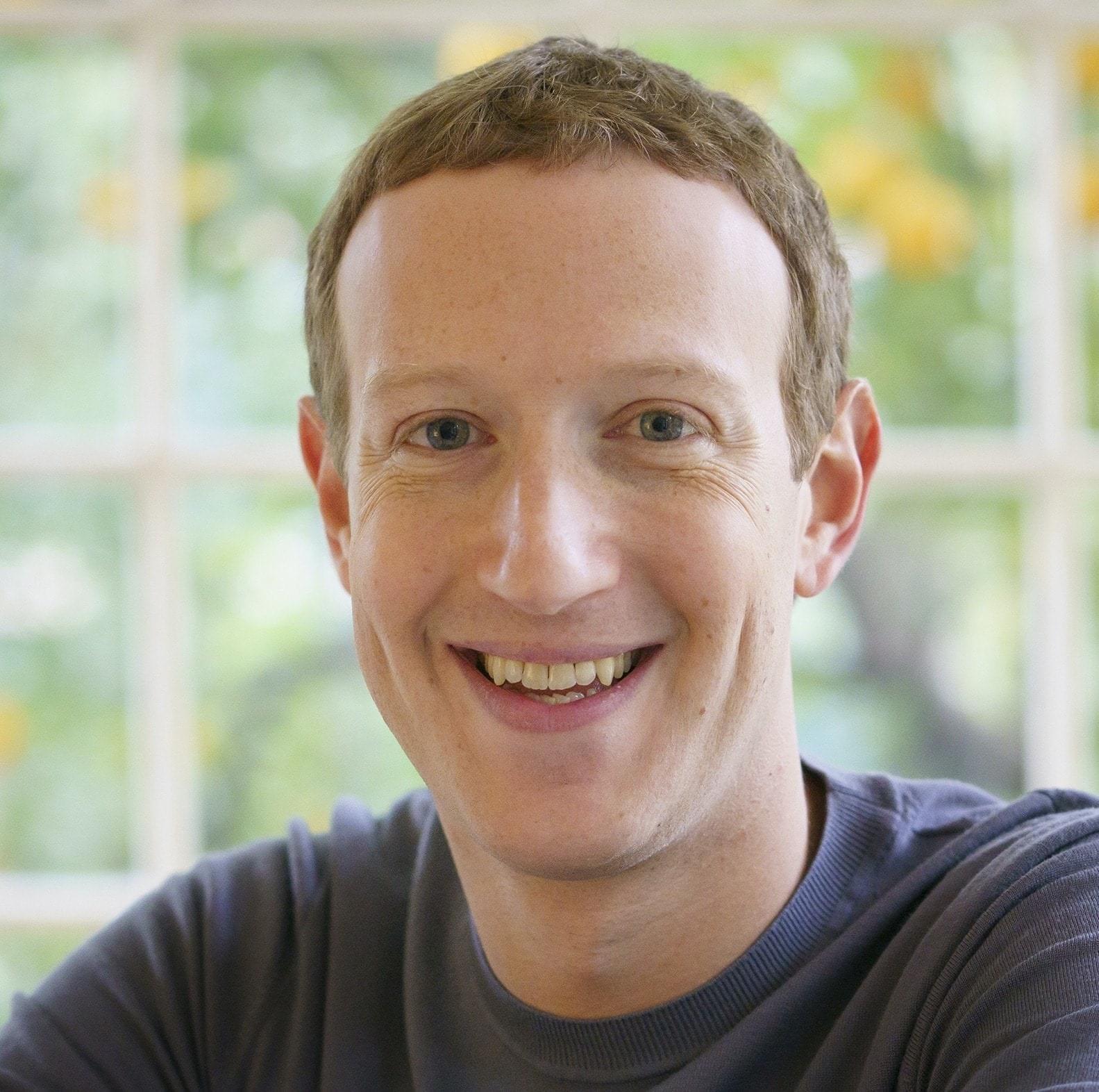 Invasion-Capitole: Mark Zuckerberg, PDG du groupe Facebook radié le compte du président Donald Trump