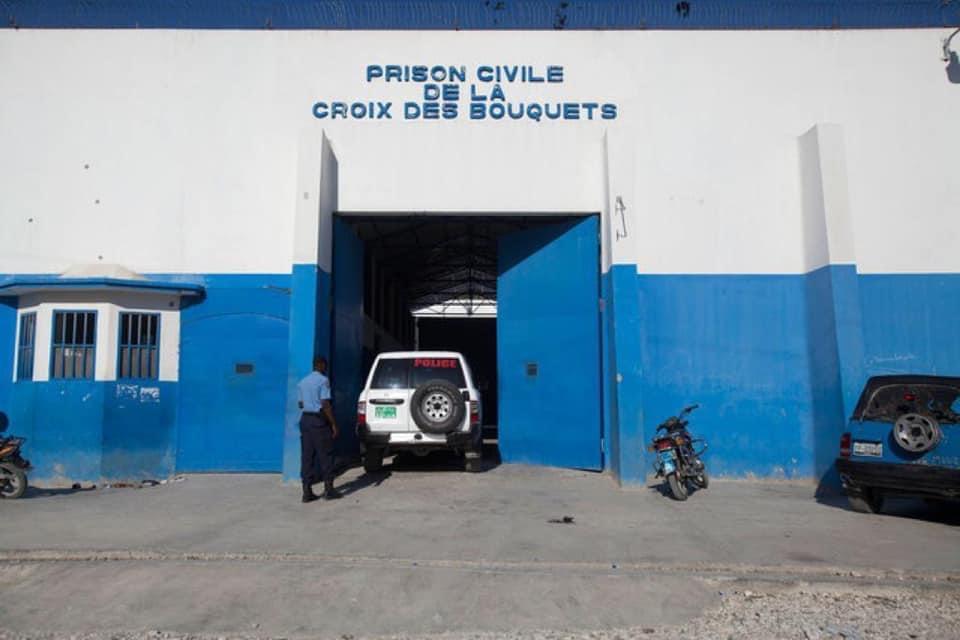 Ayiti-Aktyalite : Gwo van panik nan kwadèboukè akoz prizonye Ki evade