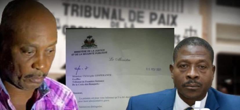 Haïti Les autorités ordonnent la libération du juge arrêté pour « tentative de coup d'État »