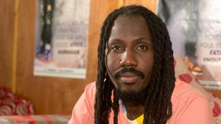 Haïti-Actualité: Atros, rappeur du groupe Rockfam a été hospitalisé suite à un accident