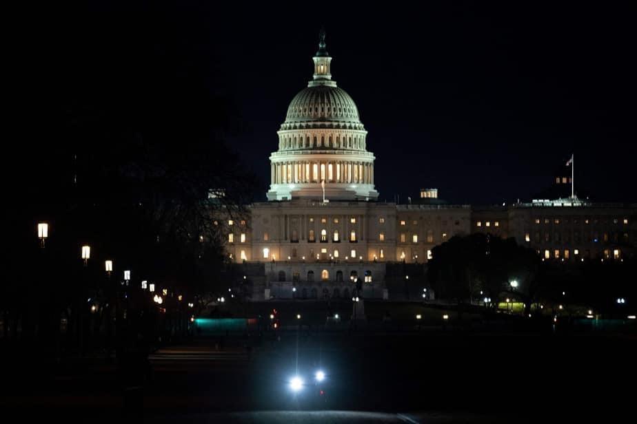 USA: Le Capitole sous sécurité renforcée face à la menace d'une « milice »
