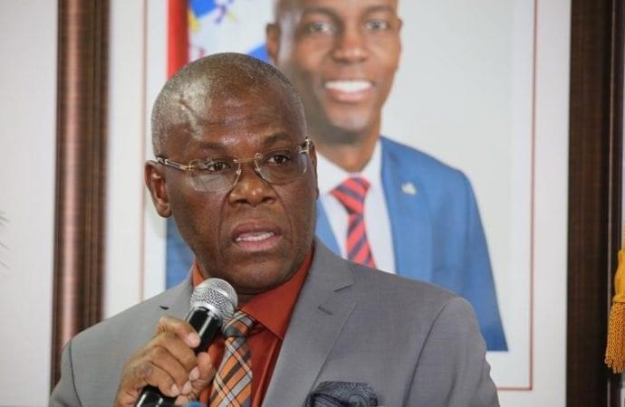Ayiti-Aktyalite: Operasyon detente vit machin: PM Jouthe Joseph, fè detente vit tout machin Ki nan kòtèj li a