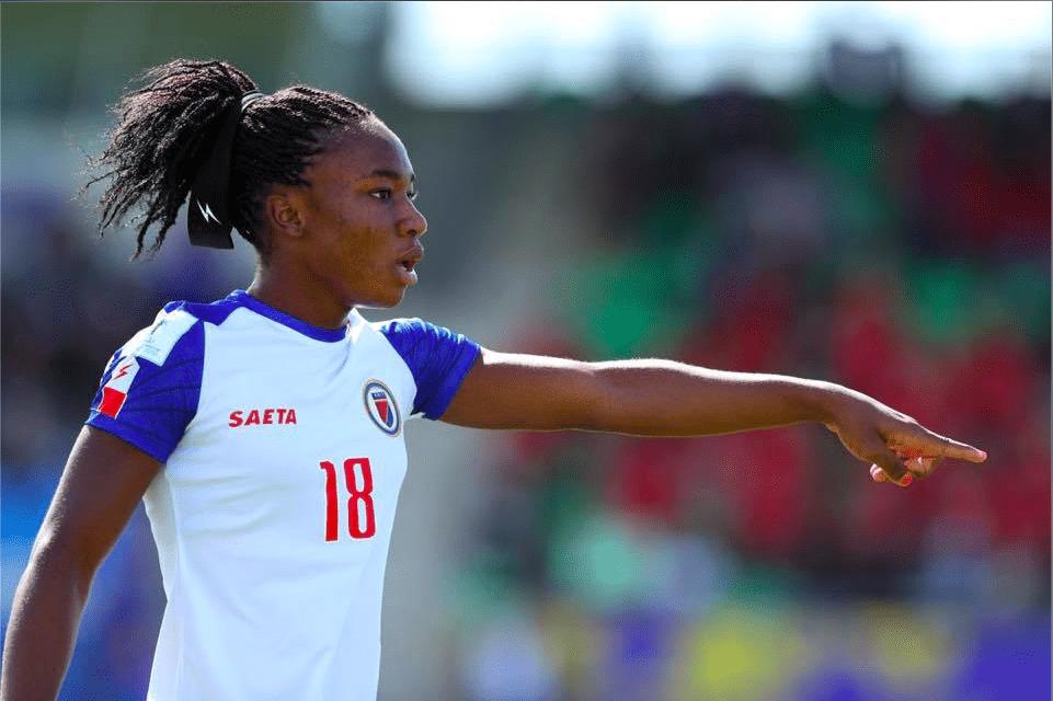 Sport: Corventina, 5ème meilleure jeune joueuse au monde selon Goal