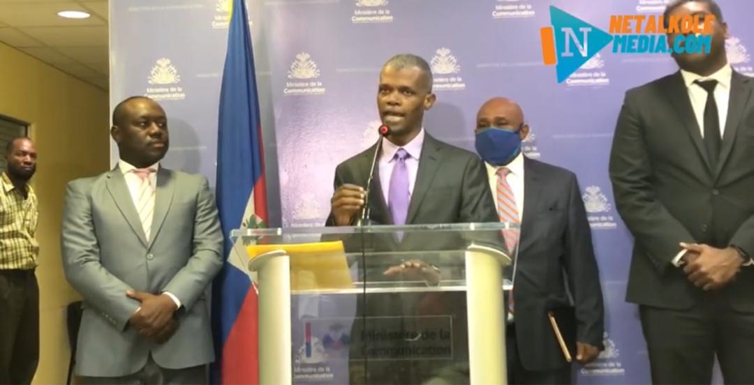 Videyo:Matias Pierre bay tout detay sou referandòm lan,e pwomèt popilasyon pral vote San pwoblem