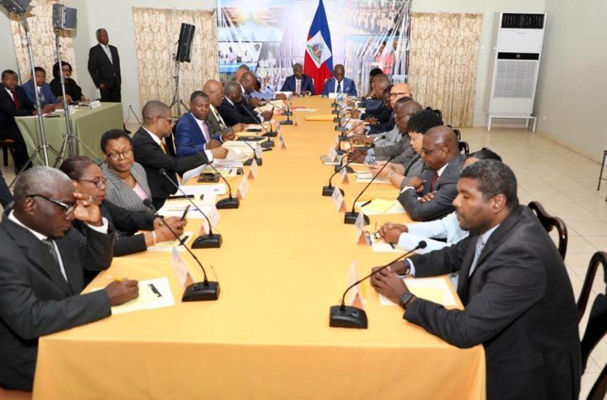Ayiti Politik : Tout Ansyen Minis soti ane 1991 pou rive 2017 jwen yon dejan Favorab