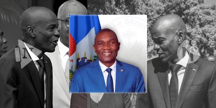 Chanm Sena Repiblik la pwoklame Senatè Joseph Lambert kòm prezidan pwovizwa Ayiti
